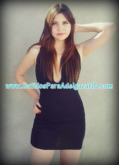 Yuriko Cabrera - Batidos para adelgazar